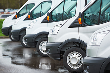 repairs and maintenance to fleet vehicles