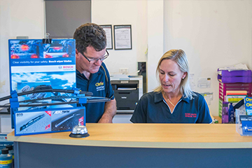 South West Windscreens & Tint; we are a Busselton family owned and operated business